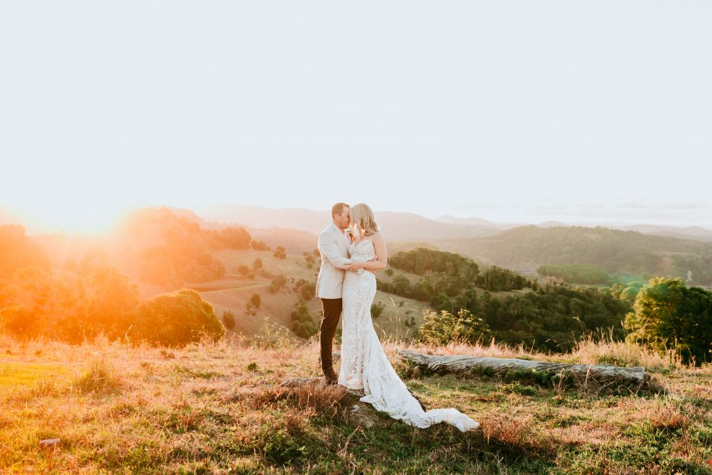 byron bay elopement, elope byron bay, pikt flowers, luxe elopements, byron wedding, bramblewood